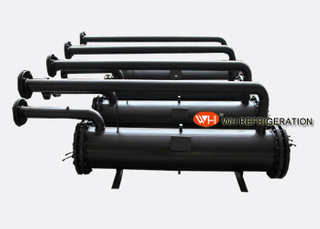 Shell and Tube Refrigeration Condenser Shell and Tube Heat Exchanger Seawater Condenser