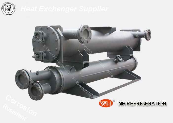 OEM-design A Heat Exchanger for Air Conditioning Shell Tube Heat Exchanger Condenser Price