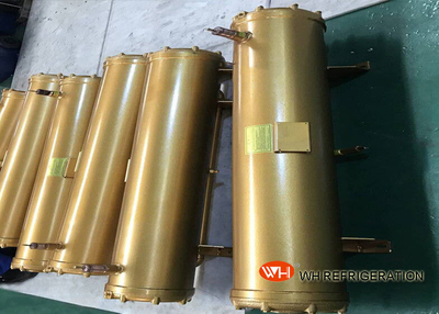 China Manufacturer Condenser For Chemical Factory,Shell And Tube Heat Exchanger And Condenser