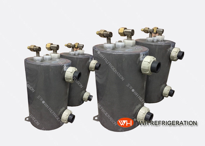 High Efficient Counterflow Swimming System for Pool ,pool Heating And Cooling Titanium Heat Exchanger Pool Heat Pump