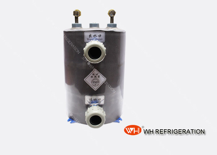 Longer Service Life Heat Exchanger Titanium Coil Tube, Corrosion Resistence System Swimming Pool Heat Pump