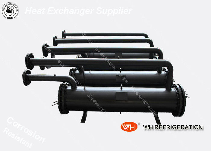 Conditioning Heat Exchanger Marine Engine Exchanger for Water Cooling System