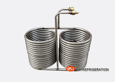Customized Industrial Stainless Steel Heat Exchangers Welded Tubing Coil