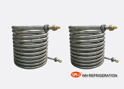ISO Approved Heat Exchanger Coils Design , Factory Coil Stainless Steel,refrigerator Heat Exchanger Coil